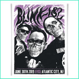 Copy of Blink- 182 Atlantic City, NJ artist proof screen print