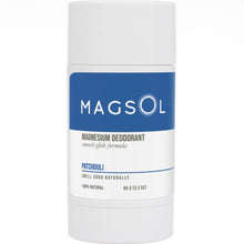 Load image into Gallery viewer, Patchouli MAGSOL Deodorant 3.2 oz