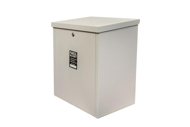 Large Locking Parcel Chest