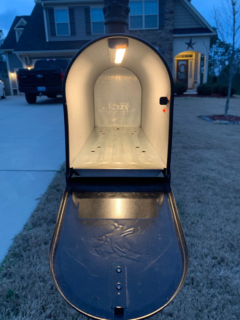 RetroFit Mailbox Light