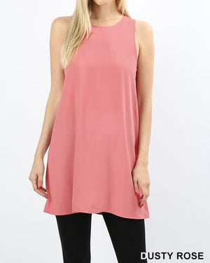 Amara Sleeveless Blouse