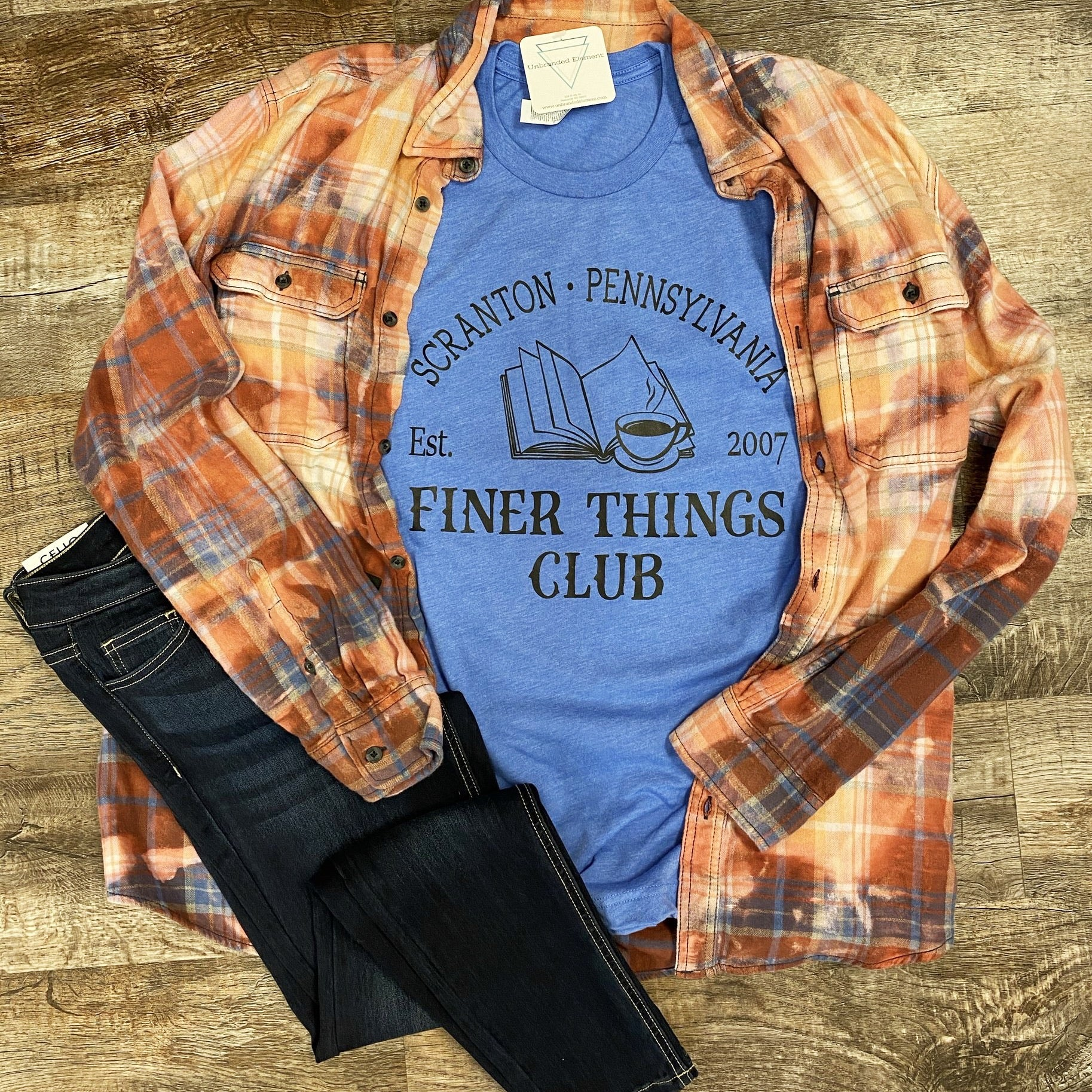 The Finer Things Graphic Tee