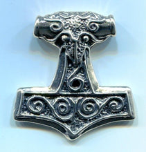 Load image into Gallery viewer, Jewelry - Raven Hammer 5101 Silver or Bronze