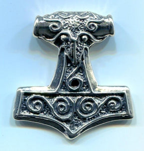 Jewelry - Raven Hammer 5101 Silver or Bronze