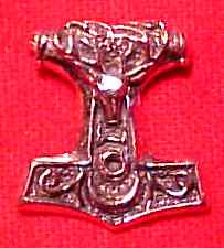 Jewelry - Stag Hammer #5103 Silver or Bronze