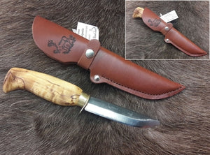 Wood Jewel WJ-PP_ENSI Scout knife with Blunt tip