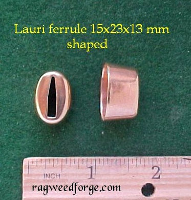Lauri Ferrule 15x23x13 Shaped