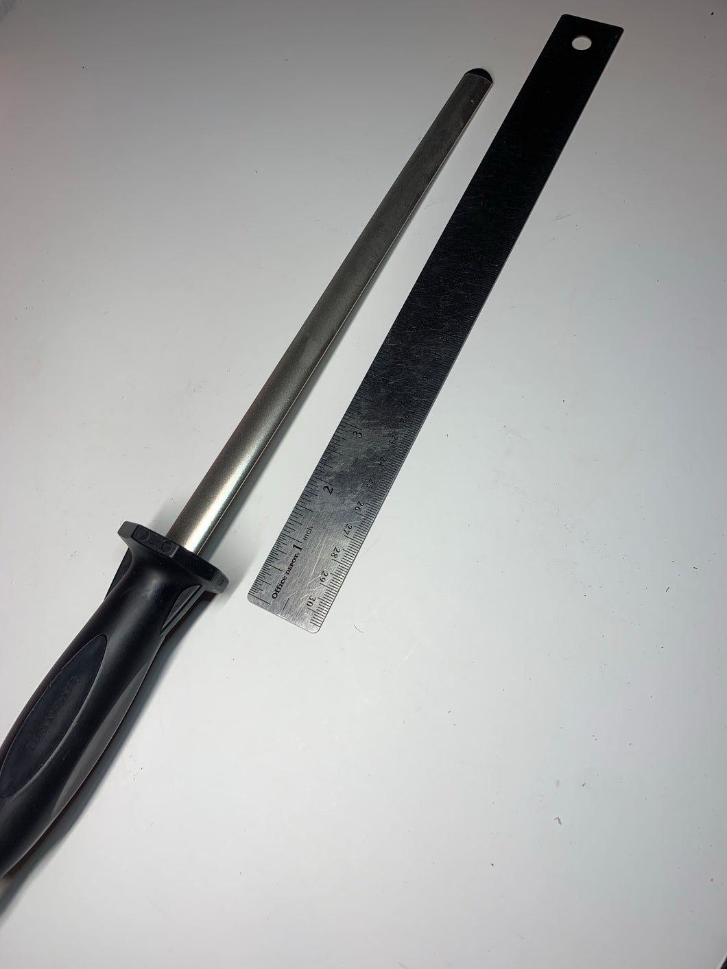 Sharpening Hewlett Professional Sharpening Rod CN10