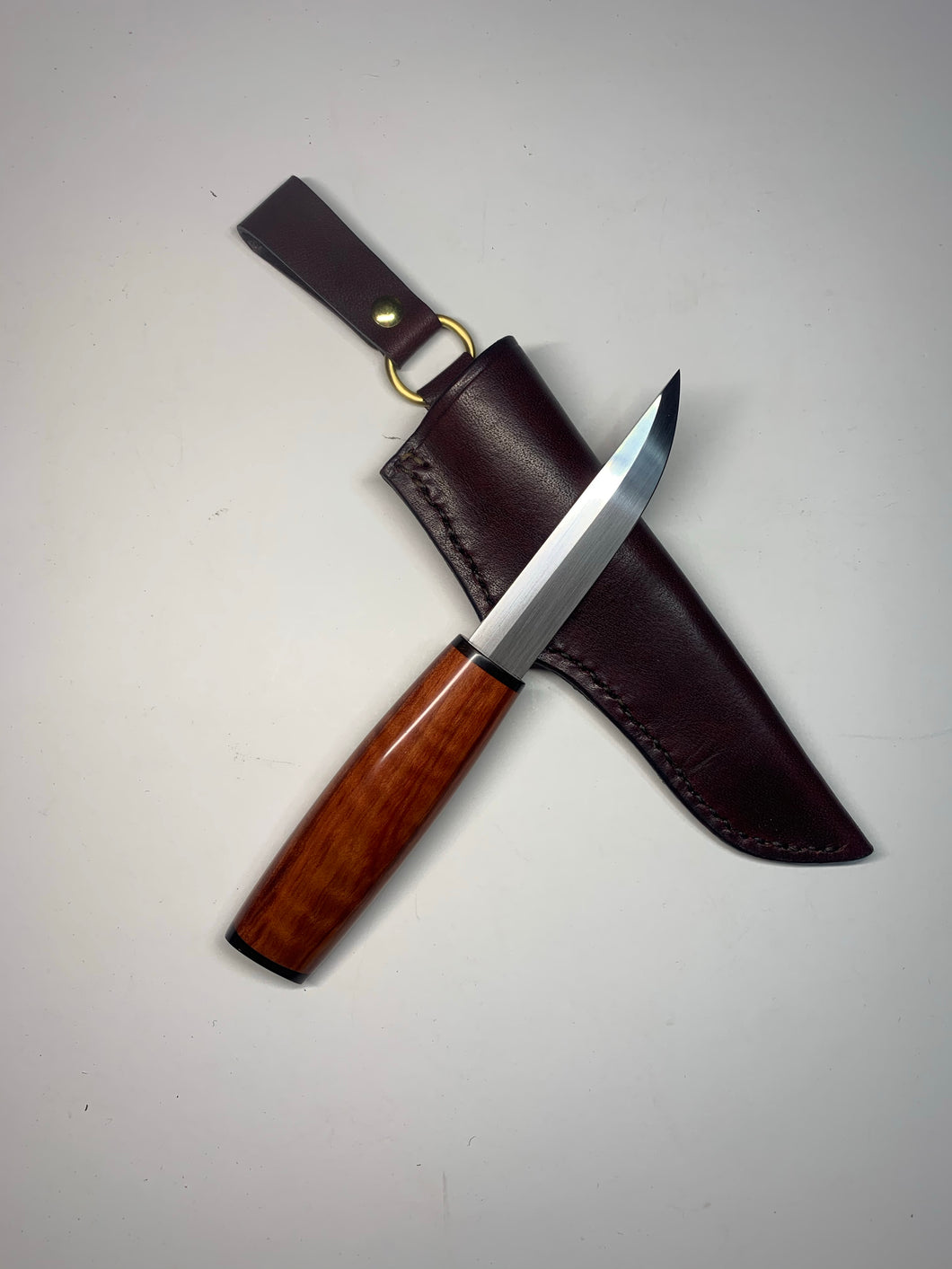 Small North Wolf Puukko #4