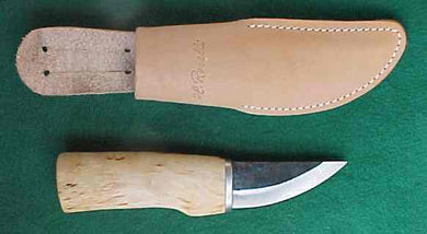 Roselli R120 The Grandfather Knife with Plain Sheath