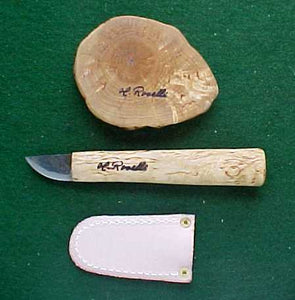 Roselli R770 The Garlic Knife