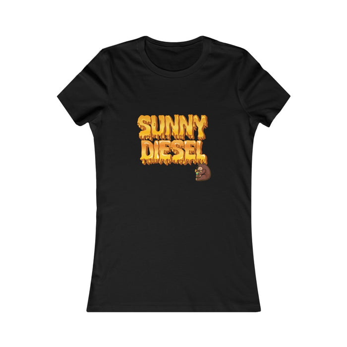 Women's Honey Drip T-Shirt - sunny-diesel-performance