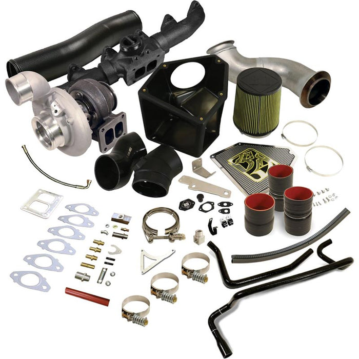 BD-POWER 1045754 RUMBLE B S364.5SX-E TURBO KIT - sunny-diesel-performance