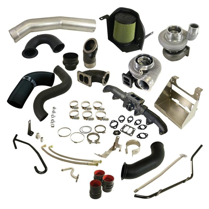 BD-POWER 1045780 COBRA TWIN TURBO KIT S361SX-E/S476SX-E - sunny-diesel-performance