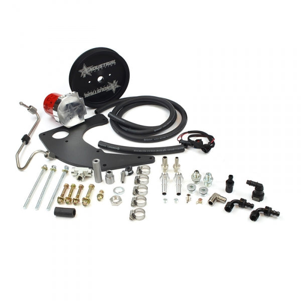 INDUSTRIAL INJECTION 335401 DUAL FUELER INSTALLATION KIT