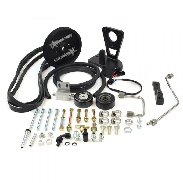 INDUSTRIAL INJECTION 436407 DUAL FUELER INSTALLATION KIT