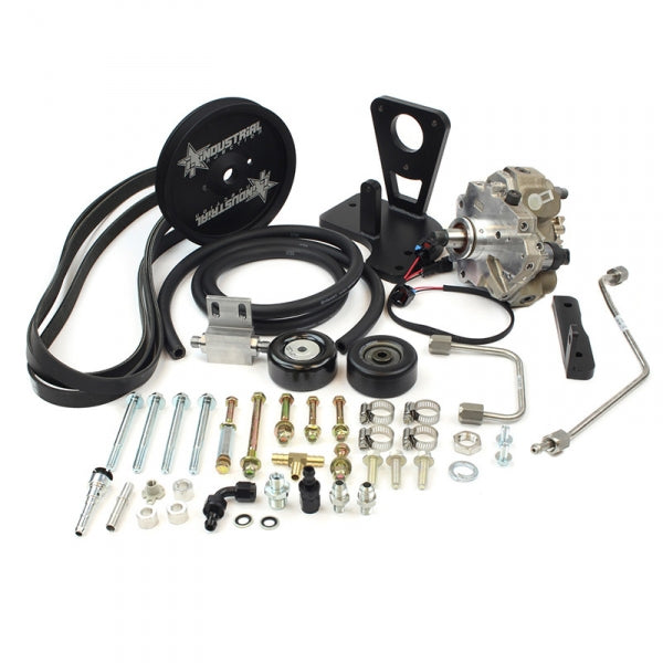 INDUSTRIAL INJECTION 436408 DUAL FUELER KIT (WITH PUMP)