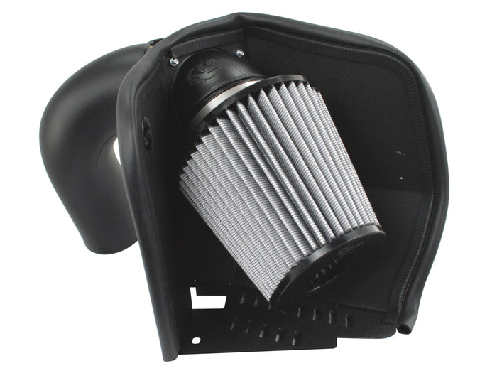 AFE 51-31342-1 PRO DRY S STAGE 2 MAGNUM FORCE INTAKE SYSTEM 2007.5-2012 DODGE 6.7L CUMMINS - sunny-diesel-performance