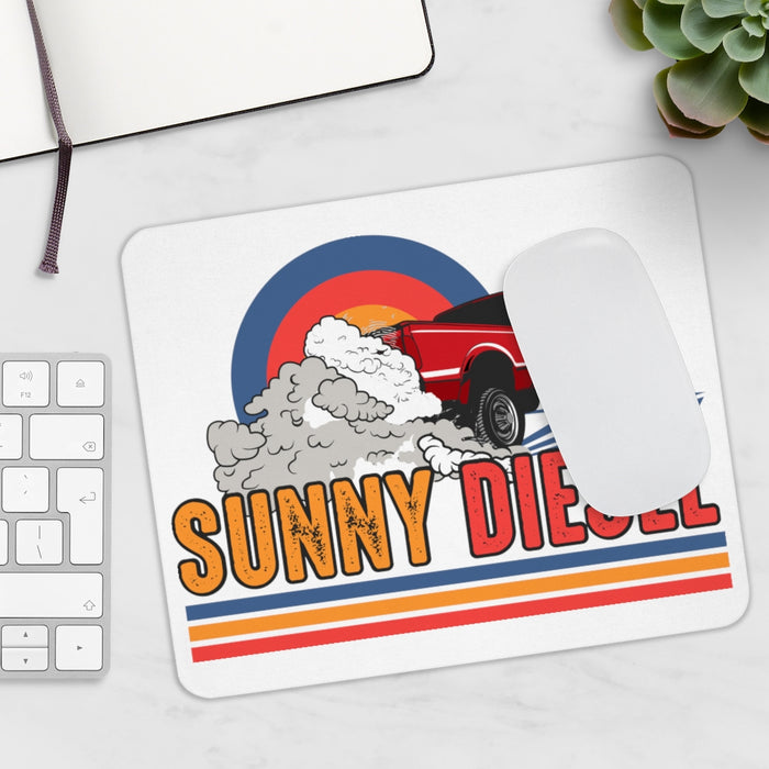 Mousepad - sunny-diesel-performance