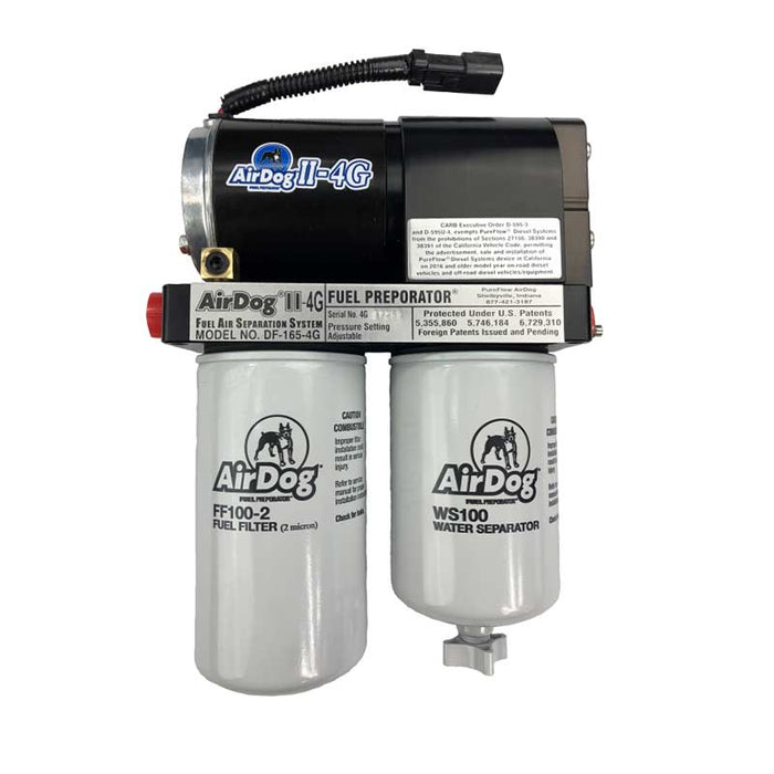AIRDOG II-4G A6SABF494 DF-165-4G AIR/FUEL SEPARATION SYSTEM - sunny-diesel-performance