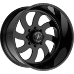 AMERICAN FORCE BLADE SS DIRECTIONAL FORGED WHEEL - BLACK - sunny-diesel-performance