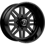 AMERICAN FORCE LIBERTY SS FORGED WHEEL - BLACK - sunny-diesel-performance