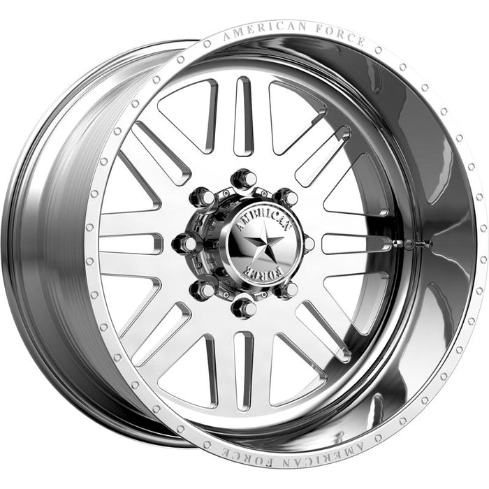 AMERICAN FORCE LIBERTY SS FORGED WHEEL - POLISHED - sunny-diesel-performance