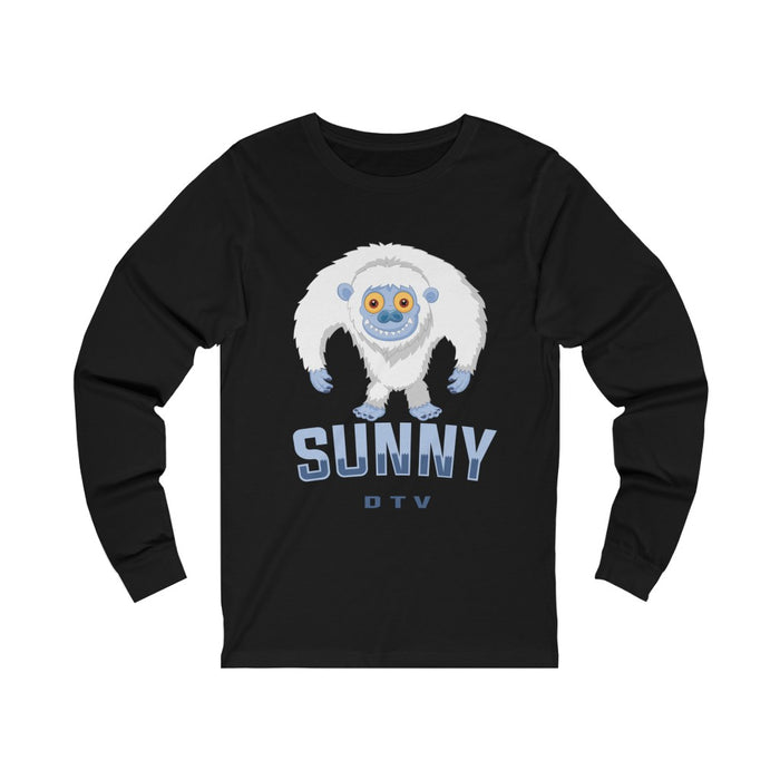 White Yeti Long Sleeve - sunny-diesel-performance