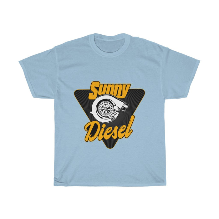 SD Turbo T-Shirt Light - sunny-diesel-performance
