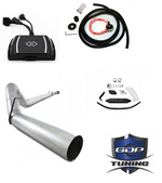 GDP TUNING EZ LYNK 2.0 RACE KIT 5IN EXHAUST 2011-2019 6.7 POWERSTROKE - sunny-diesel-performance