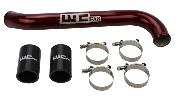 2017-2019 L5P DURAMAX UPPER COOLANT PIPE - sunny-diesel-performance