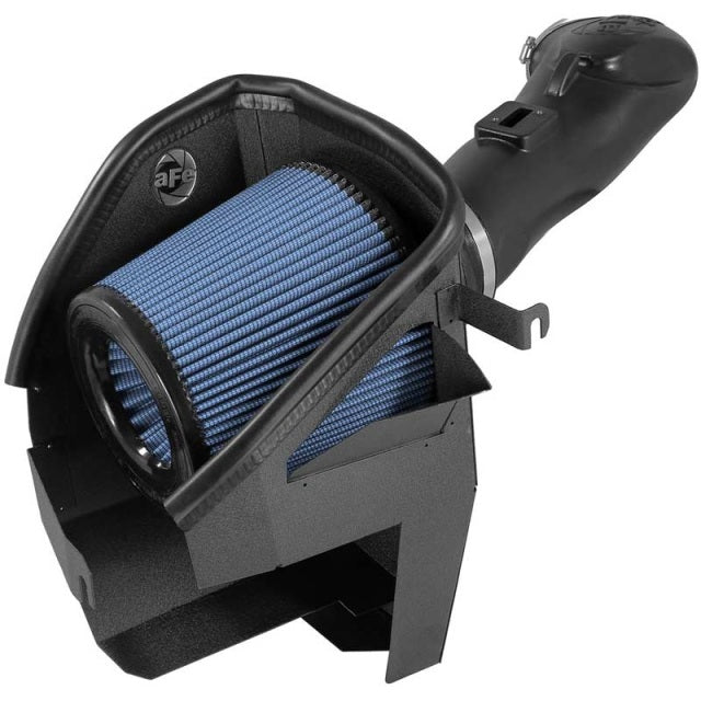 AFE 54-11872-1 MAGNUM FORCE STAGE-2 COLD AIR INTAKE SYSTEM | 11-16 FORD 6.7L POWERSTROKE - sunny-diesel-performance