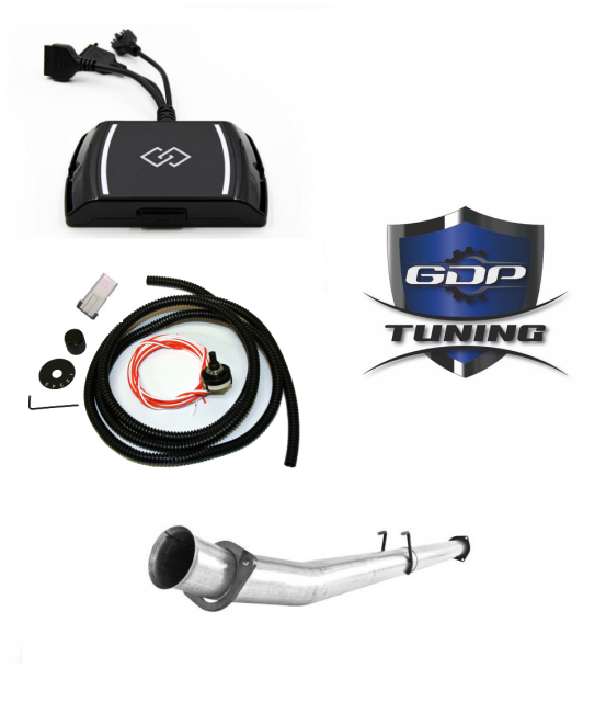 GDP Tuning EZ LYNK 2.0 RACE PACKAGE 2016-2018 Nissan Titan 5.0L Cummins - sunny-diesel-performance