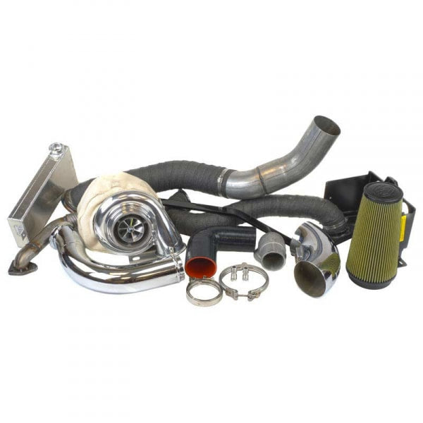INDUSTRIAL INJECTION IISLMLTT ADD-A-TURBO KIT 2011-2014 GM 6.6L DURAMAX LML - sunny-diesel-performance