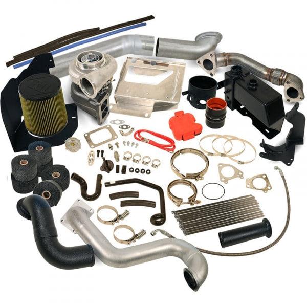 BD-POWER 1046603 COMPOUND S475 ADD-A-TURBO KIT 2011-2016 GM 6.6L DURAMAX LML - sunny-diesel-performance