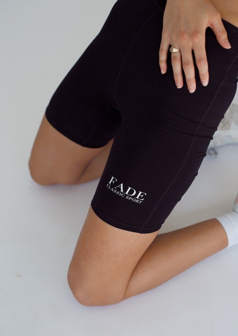 THE CLASSIC BIKE SHORTS - Fade
