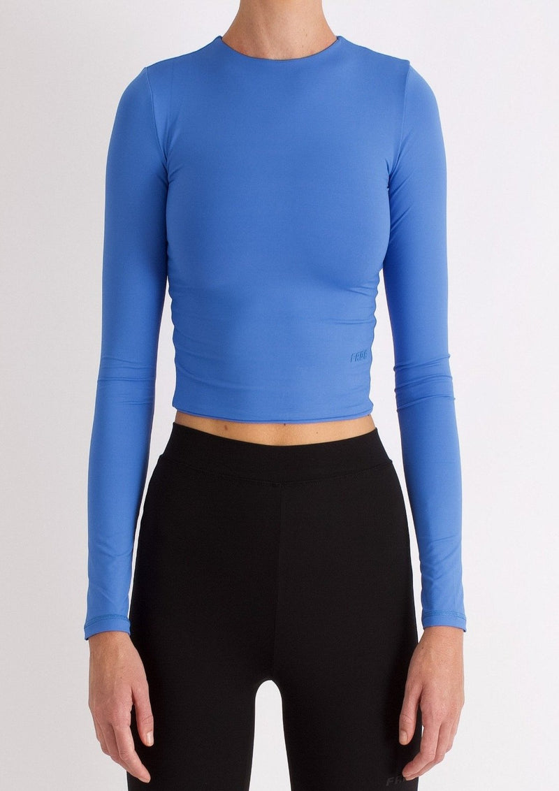THE LONG SLEEVE CROP - Fade