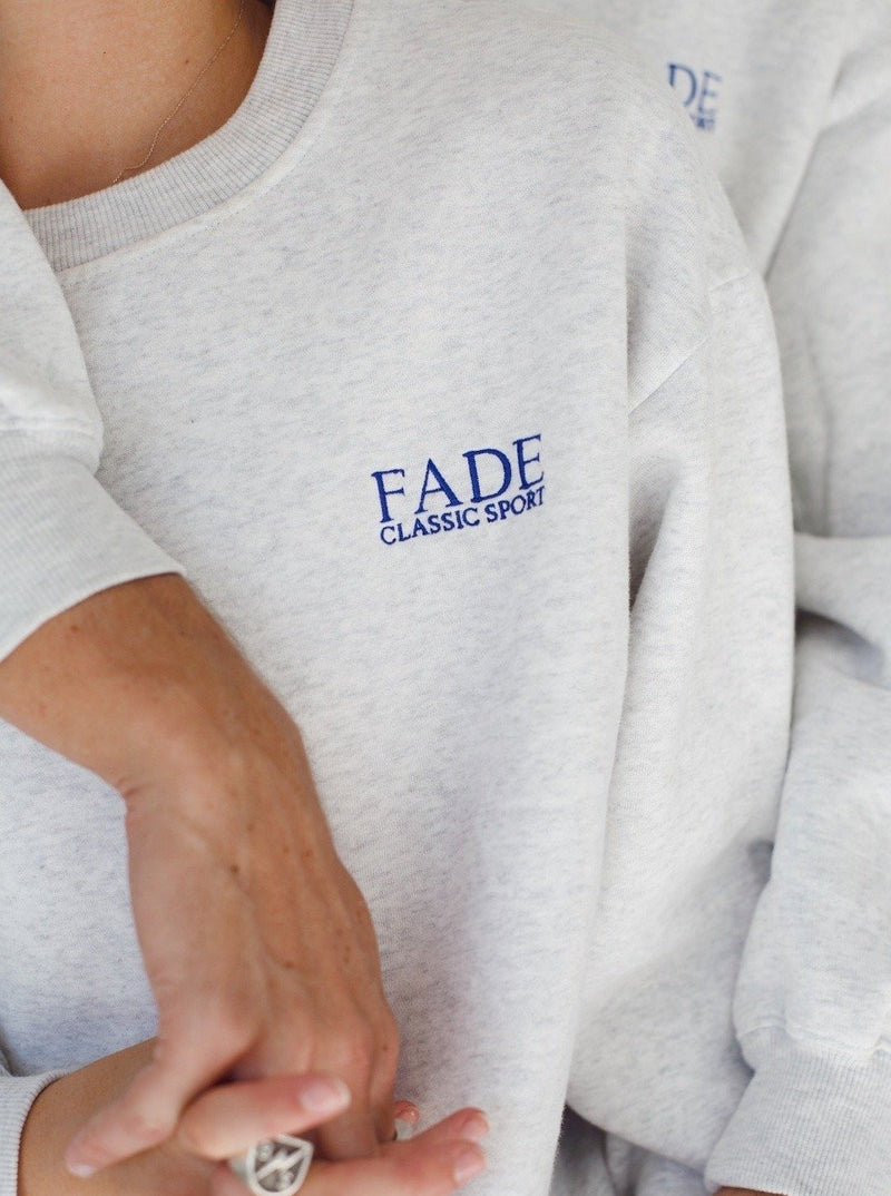 THE CLASSIC SWEATER - Fade