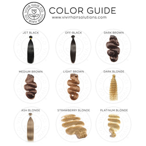 Vivir Hair Bundle - Vivir Hair Extensions and clip-ins