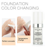 Color Changing Foundation - GiftedLoving