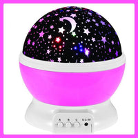 Starry Sky Night Light Projector - GiftedLoving