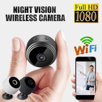 Wifi 1080P HD Night Vision Wireless Camera - GiftedLoving