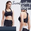The Absolute Zip Sports Bra - GiftedLoving