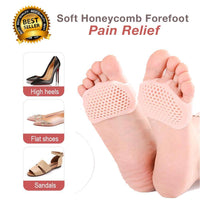 Soft Honeycomb Forefoot Pain Relief - GiftedLoving