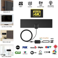 HDTV Free Cable Antenna with Amplifier Signal Booster - GiftedLoving