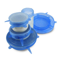 Zero Waste Reusable Food Container Lids - GiftedLoving