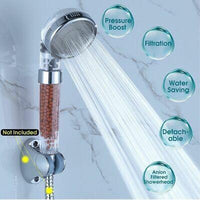 Ionic Filtration Shower Head - GiftedLoving
