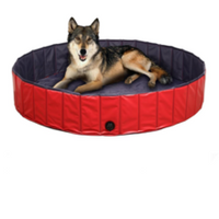 Foldable Pet Bathing and Swimming Pool