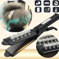 Professional Steam Straightener LumiHair Paris™ - GiftedLoving