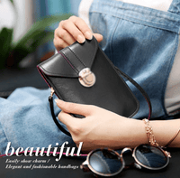 Touchable PU Leather Change Bag - GiftedLoving